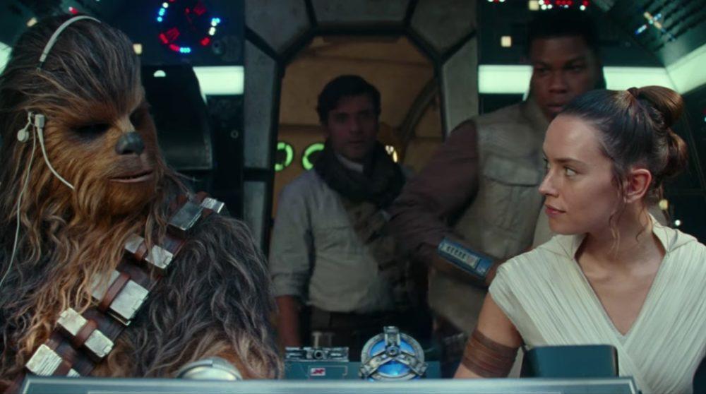 Star Wars The Rise of Skywalker billetsalg milepæl / Filmz.dk