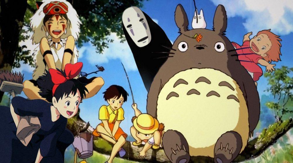 Studio Ghibli streaming Danmark Netflix / Filmz.dk