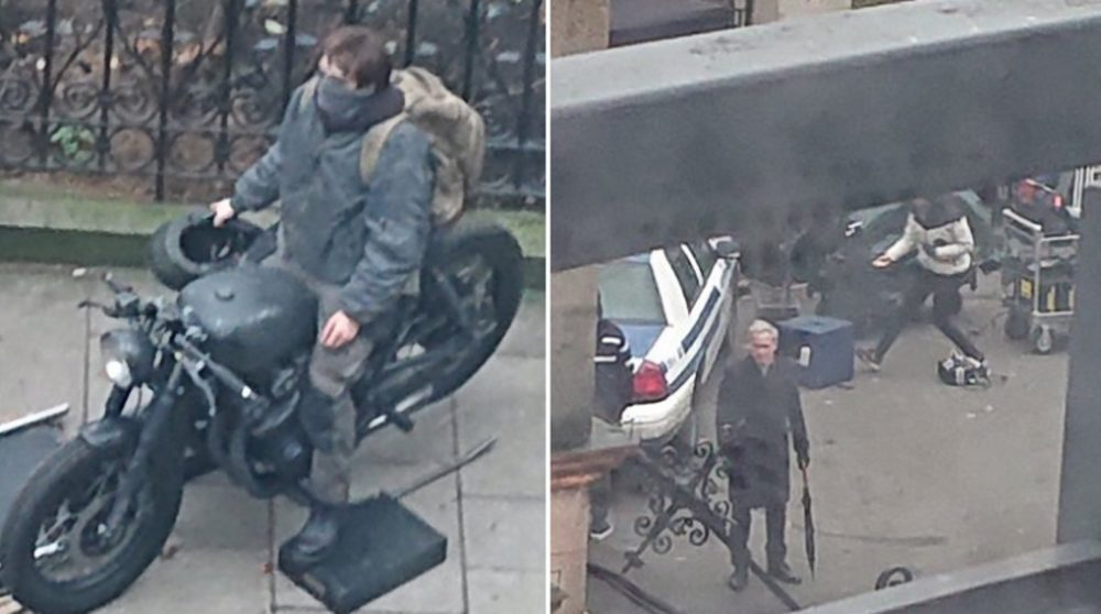 The Batman billeder set Robert Pattinson / Filmz.dk