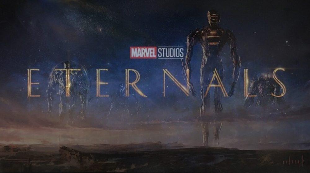 The Eternals plot MCU Marvel / Filmz.dk