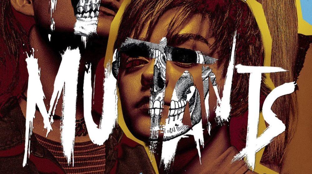 The New Mutants plakat / Filmz.dk