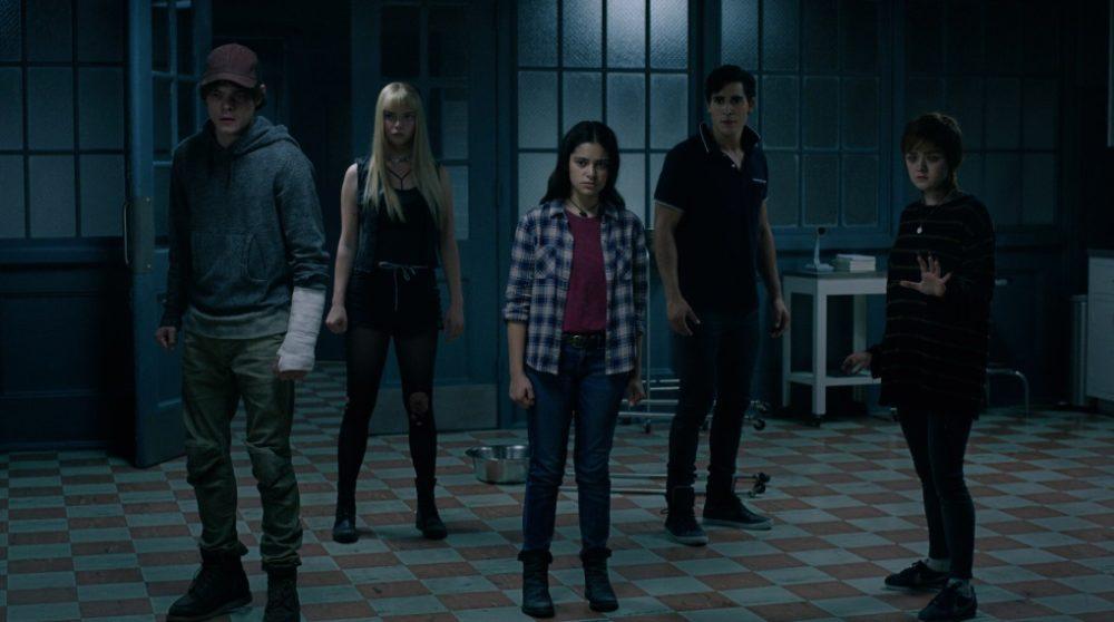 The New Mutants trailer 2020 / Filmz.dk