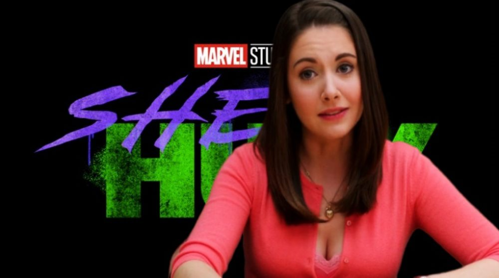 Alison Brie She-Hulk MCU Marvel / Filmz.dk