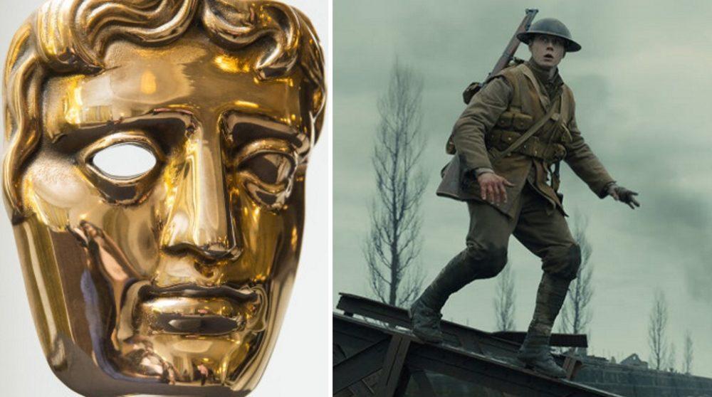 BAFTA 2020 vinderne 1917 / Filmz.dk
