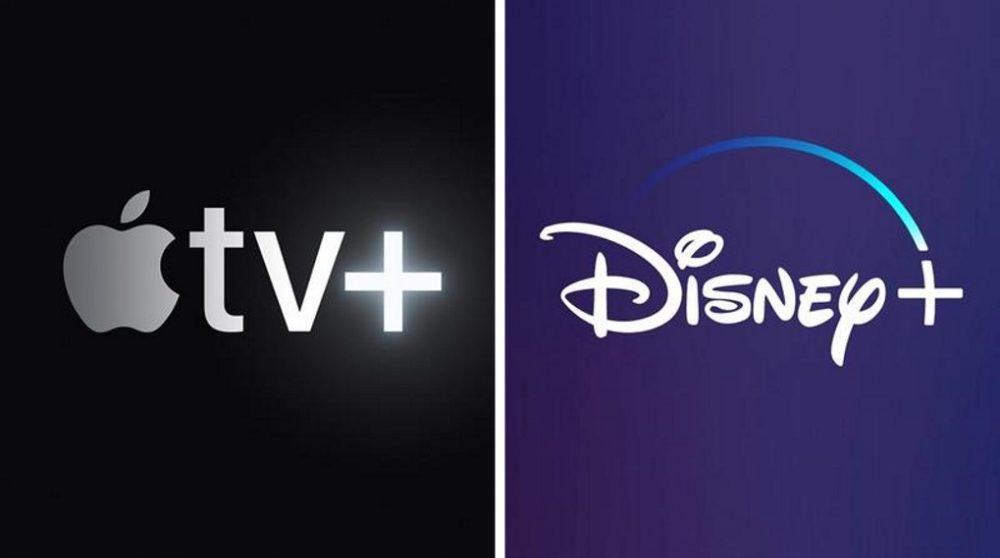 Disney Plus Apple TV+ abonnenter antal hvor mange / Filmz.dk