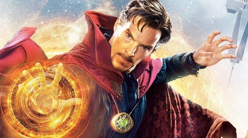 Doctor Strange 2 MCU Marvel forfatter / Filmz.dk