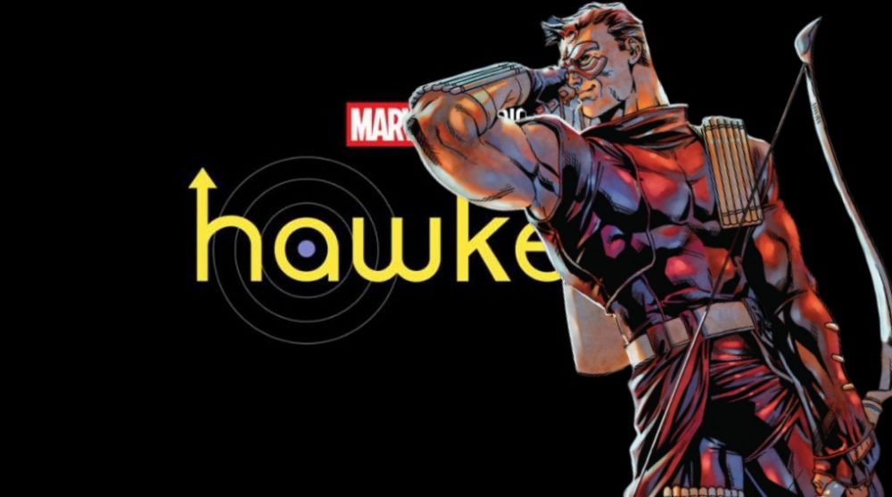 Hawkeye serie skurk Trickshot / Filmz.dk
