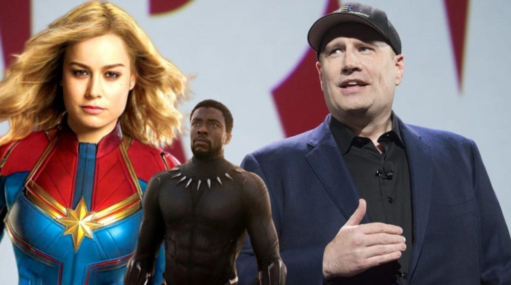 Kevin Feige MCU Marvel fyret mangfoldighed / Filmz.dk