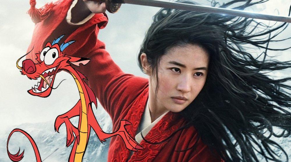 Mulan manglende Mushu Kina / Filmz.dk