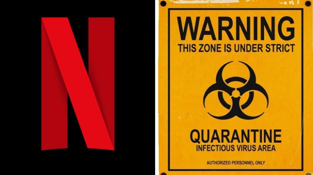 Netflix coronavirus / Filmz.dk
