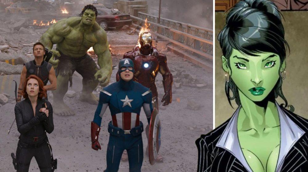 Ny Avengers She-Hulk casting MCU / Filmz.dk
