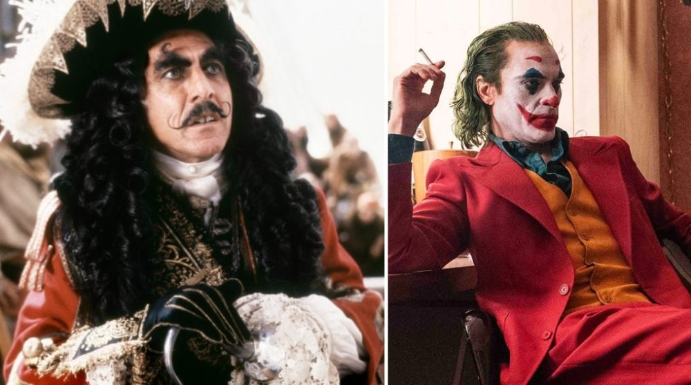 Peter Pan and Wendy Joaquin Phoenix / Filmz.dk