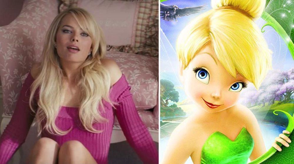 Peter Pan and Wendy Margot Robbie klokkeblomst / Filmz.dk