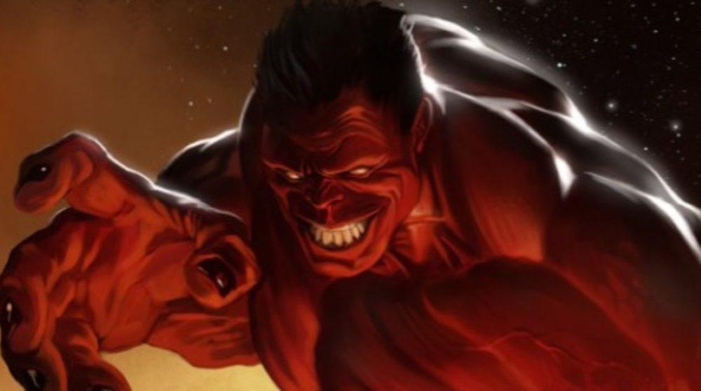 Red Hulk MCU She-Hulk / Filmz.dk