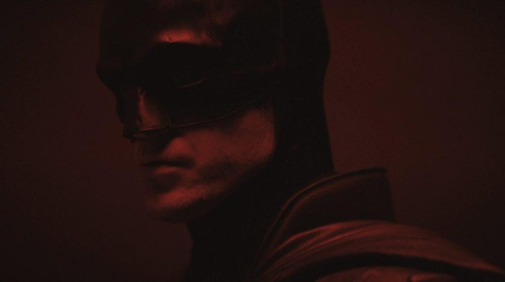 Robert Pattinson The Batman batsuit / Filmz.dk