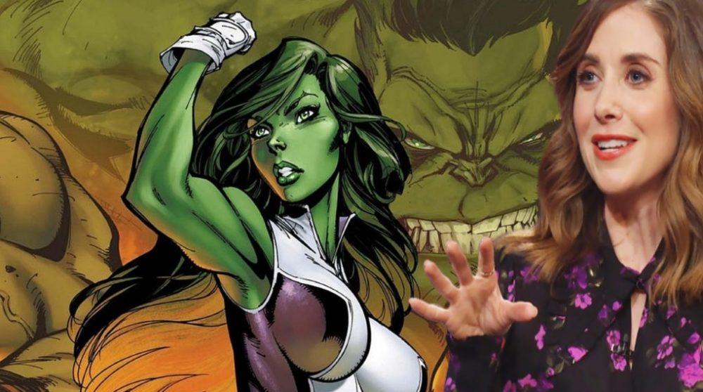 She-Hulk Alison Brie / Filmz.dk