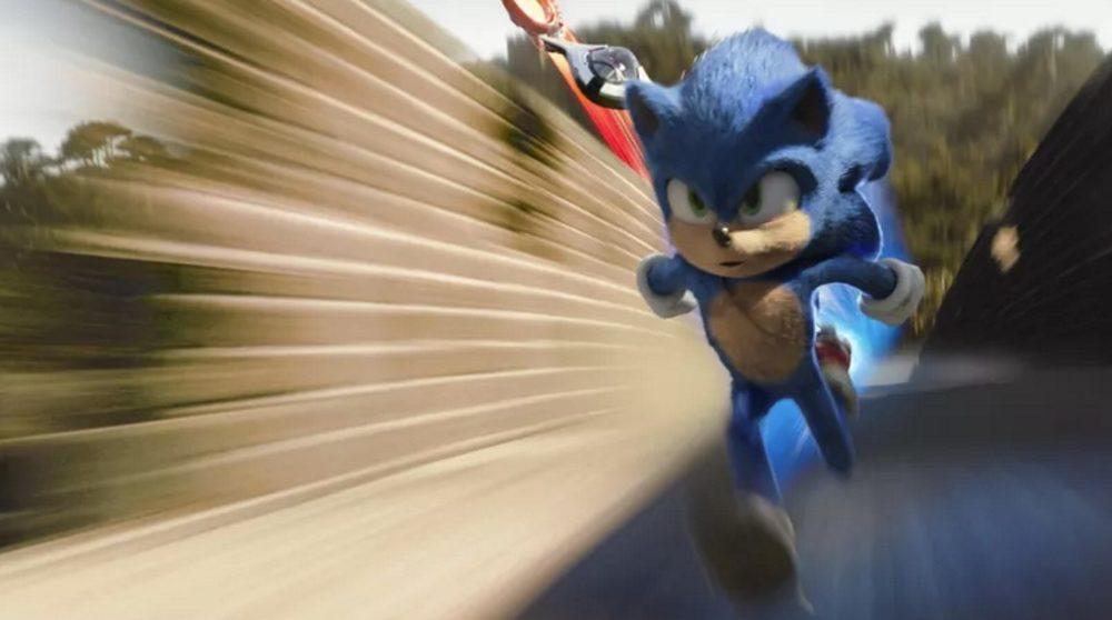 Sonic the Hedgehog billetsalg åbning rekord spilfilmatisering / Filmz.dk