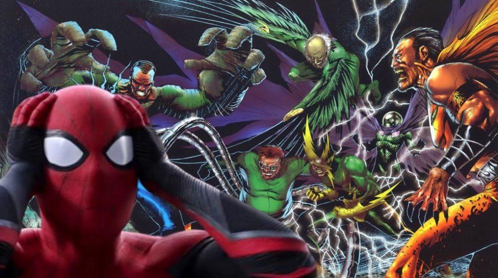 Spider-Man 3 Sony Marvel Sinister Six 2021 / Filmz.dk