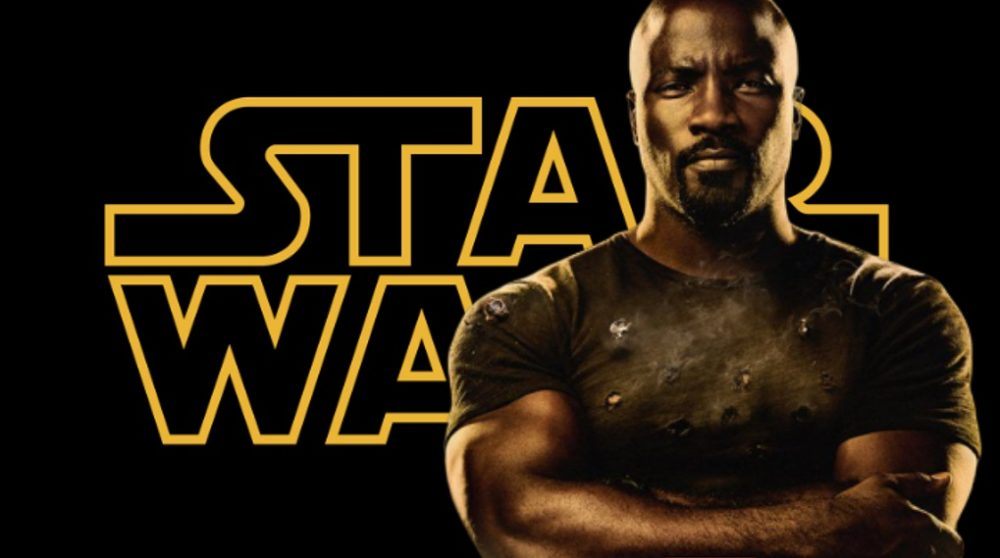 Star Wars Luke Cage Marvel / Filmz.dk