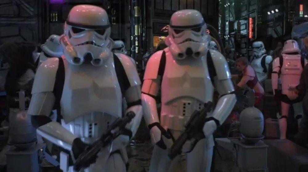 Star Wars Underworld læk serie George Lucas / Filmz.dk