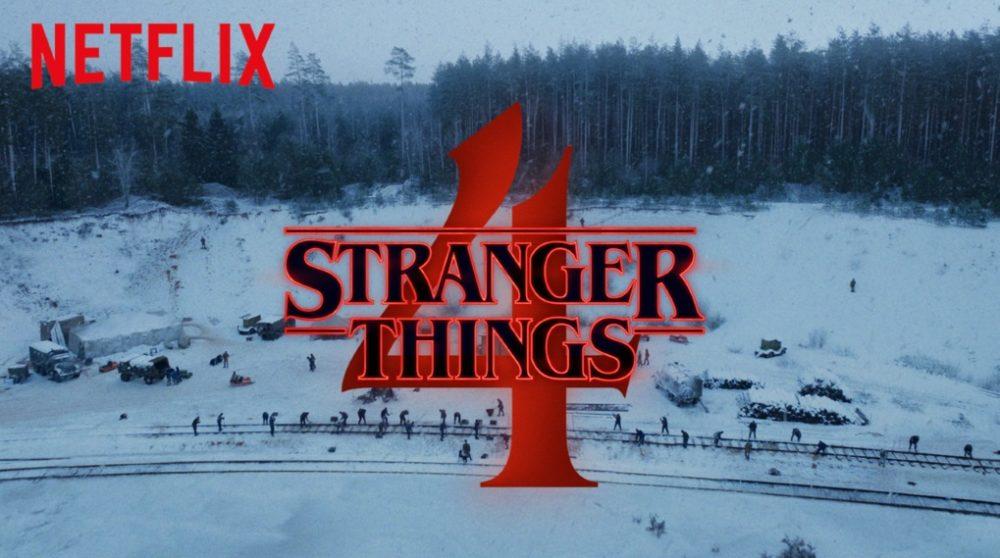 Stranger Things Sæson 4 Netflix teaser / Filmz.dk