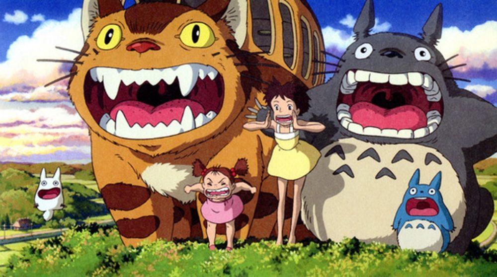Studio Ghibli Netflix Danmark dato / Filmz.dk