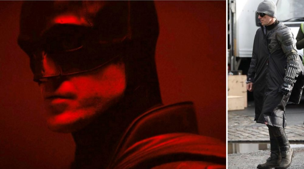 The Batman Batsuit billeder pile / Filmz.dk