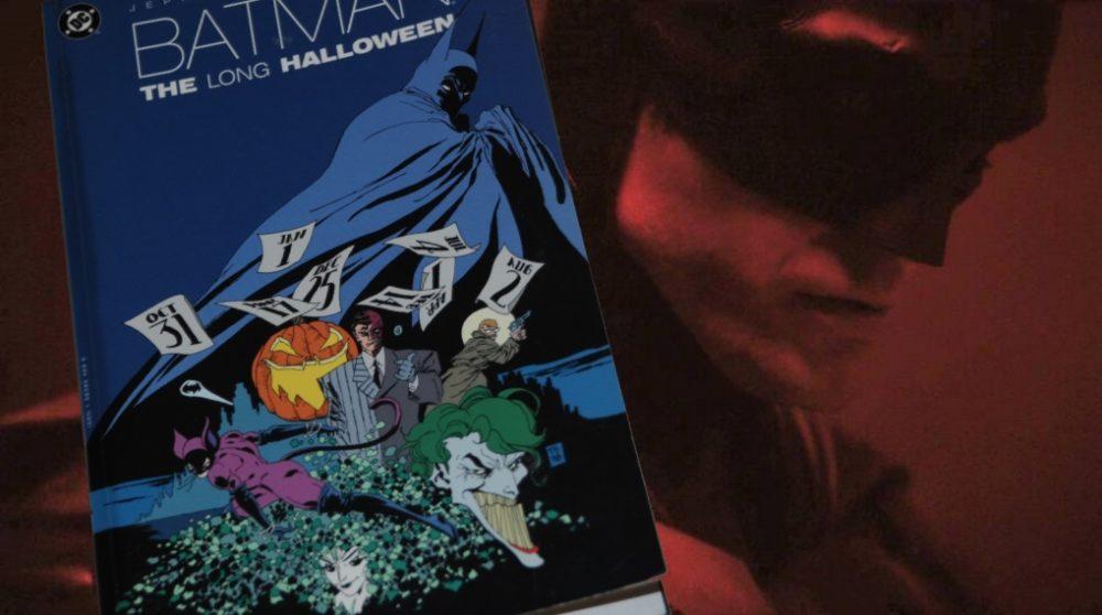 The Batman The Long Halloween inspiration bevis / Filmz.dk