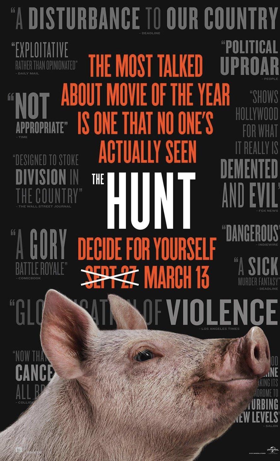 The Hunt plakat / Filmz.dk