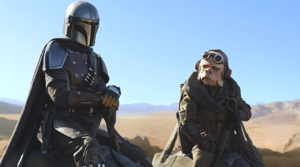 The Mandalorian spinoff Star Wars serie / Filmz.dk