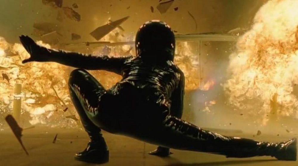 The Matrix 4 optagelser eksplosioner / Filmz.dk