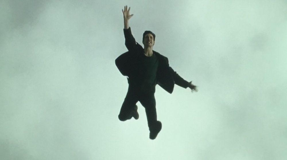 The Matrix 4 stunt optagelser / Filmz.dk