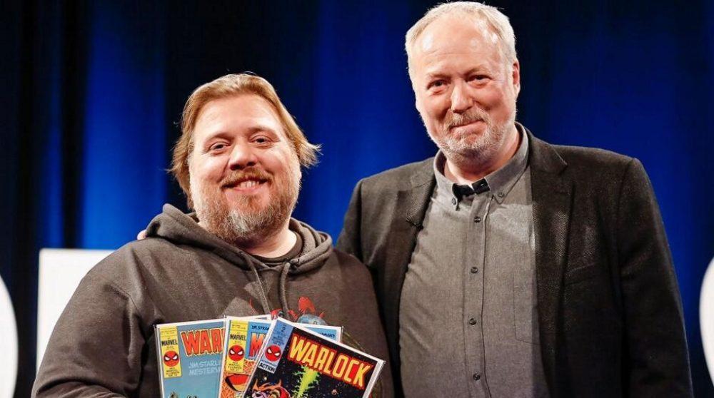 Troldspejlet succes til voksne Jakob Stegelmann / Filmz.dk