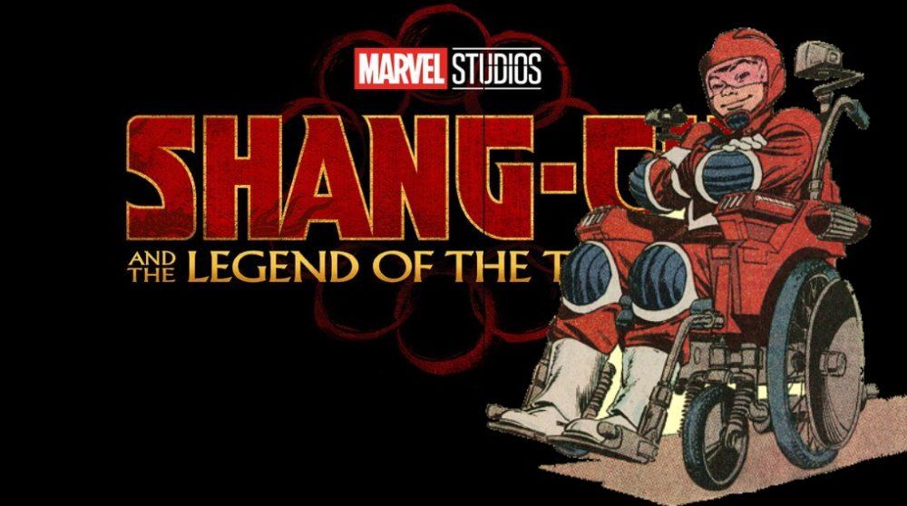 Wiz-Kid Shang-Chi Mutant / Filmz.dk