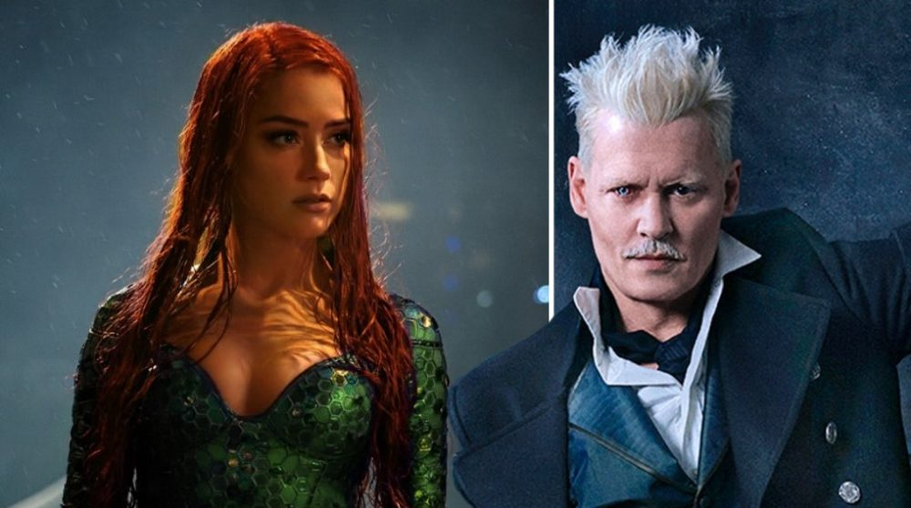 Amber Heard Johnny Depp søgsmål 50 mio / Filmz.dk