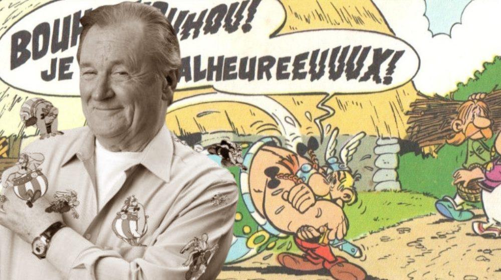 Albert Uderzo Asterix Obelix tegner død / Filmz.dk