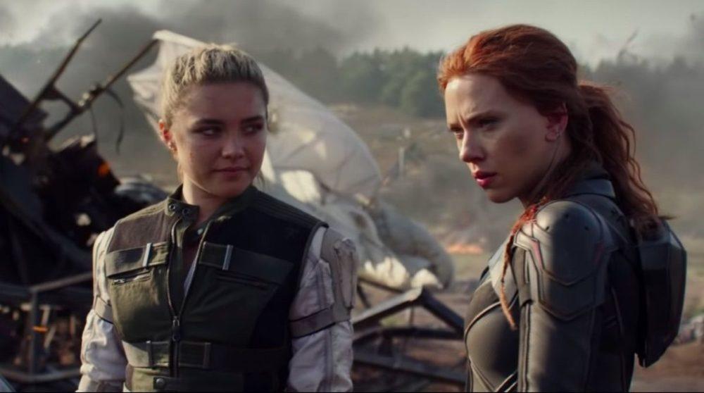 Black Widow MCU Marvel usikker coronavirus premiere / Filmz.dk