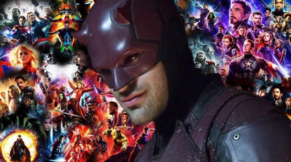 Daredevil MCU Marvel Spider-Man 3 / Filmz.dk