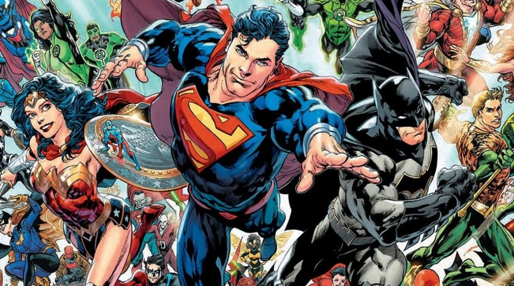 DC Comics aflyser comic-con coronavirus / Filmz.dk