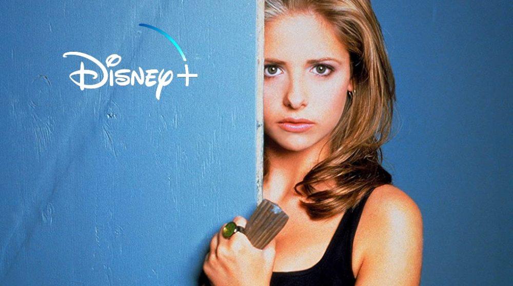 Disney Plus serier Buffy Firefly / Filmz.dk