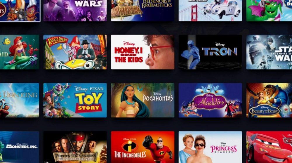 Disney Plus succes familier / Filmz.dk