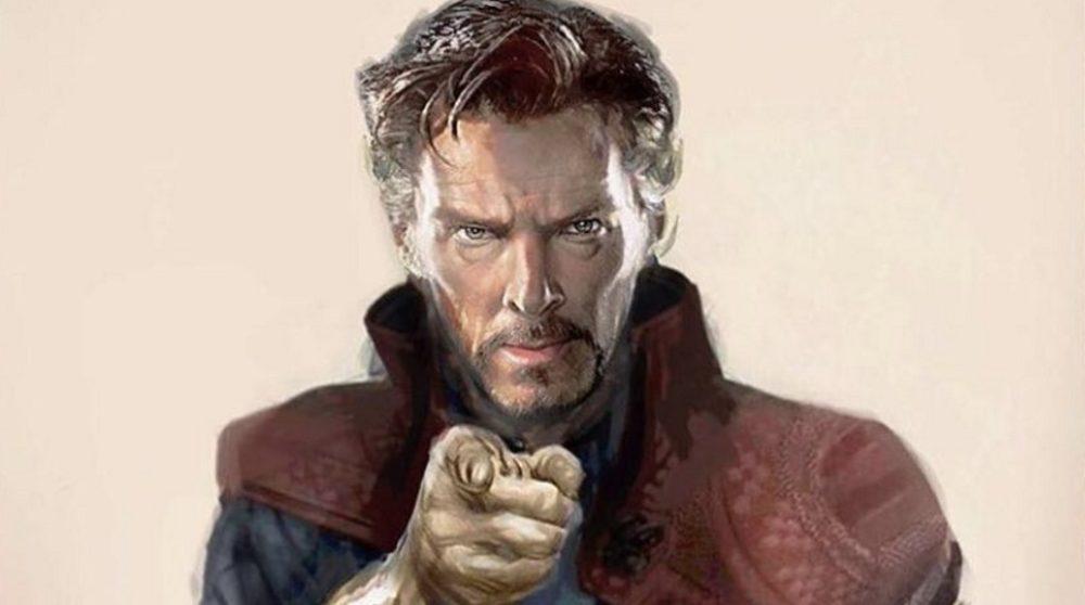 Doctor Strange corona besked / Filmz.dk