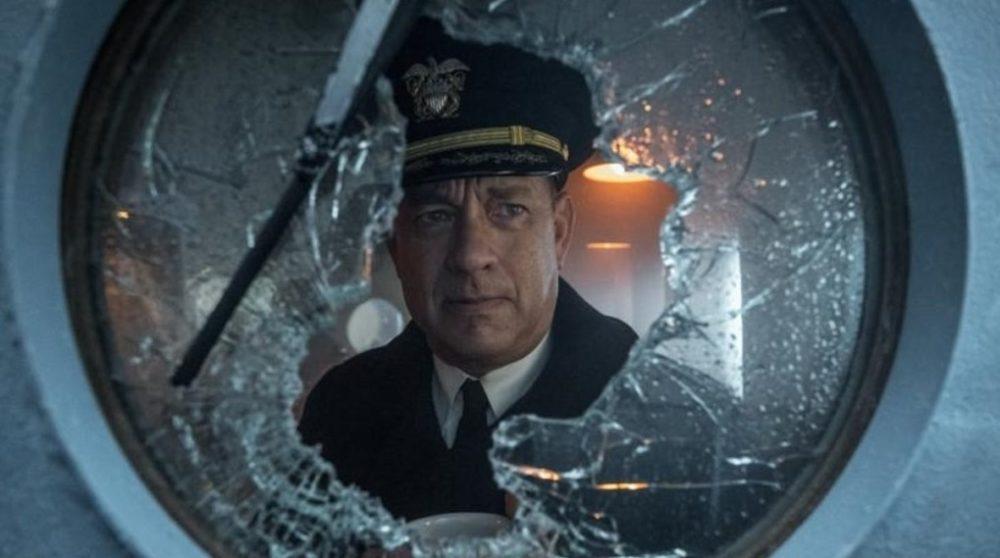 Greyhound udsat trailer Tom Hanks / Filmz.dk