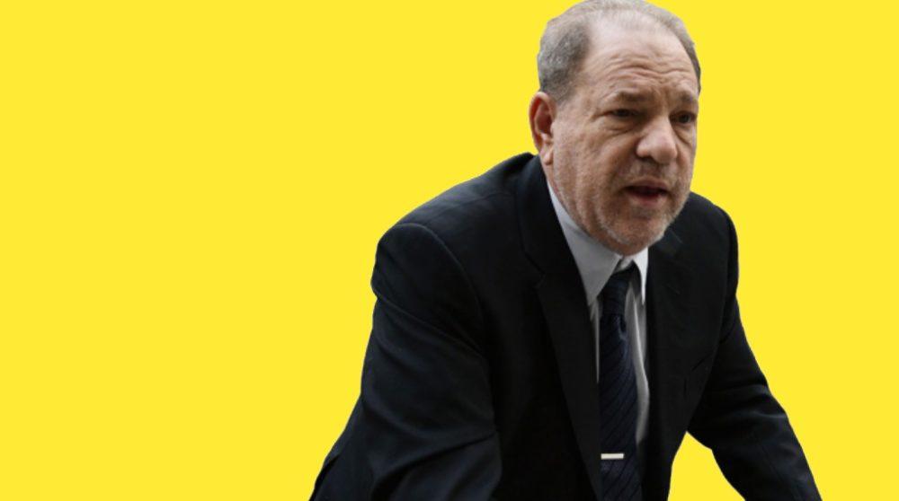 Harvey Weinstein dom fængsel straf / Filmz.dk