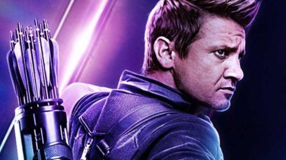 Hawkeye Jeremy Renner teaser træning / Filmz.dk