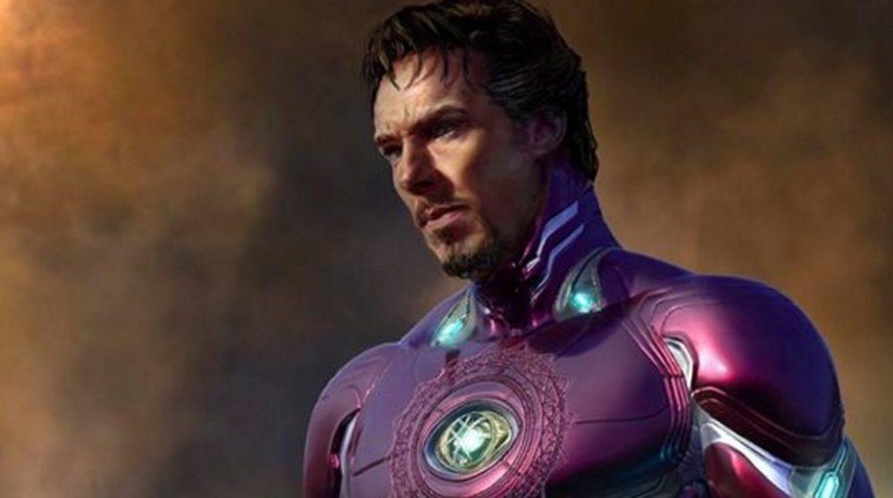 Iron Strange Avenges Infinity War MCU / Filmz.dk