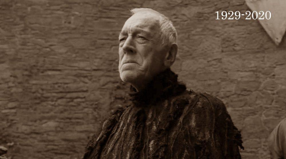Max von Sydow død / Filmz.dk