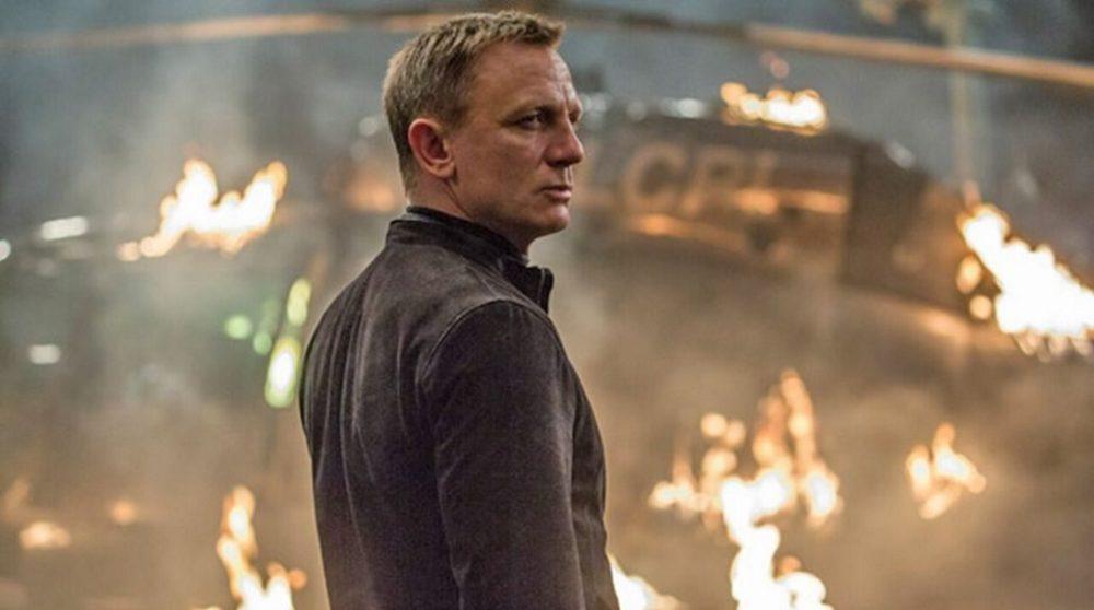 No Time to Die Bond 26 Daniel Craig / Filmz.dk