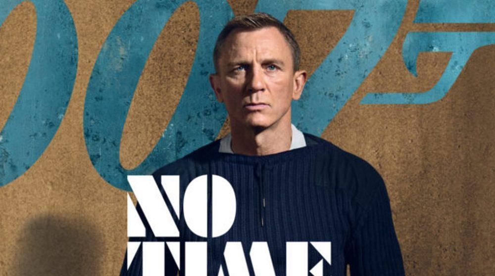 No Time to Die plakat ændringer november / Filmz.dk