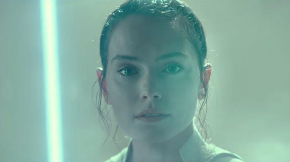 Rey ændring forældre historie The Rise of Skywalker / Filmz.dk